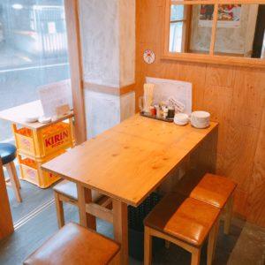 刈谷×居酒屋 大衆餃子酒場NOBORU(のぼる)のテーブル席2