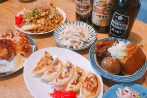 刈谷 居酒屋 大衆餃子酒場 NOBORU(のぼる)の宴会コース