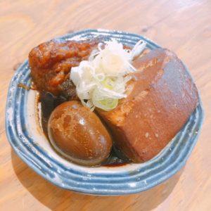 刈谷 居酒屋 大衆餃子酒場 NOBORU(のぼる)の肉豆腐